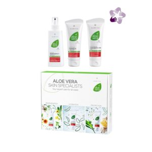 Aloe Vera Box With Concentrate Propolis and Emergency Spray