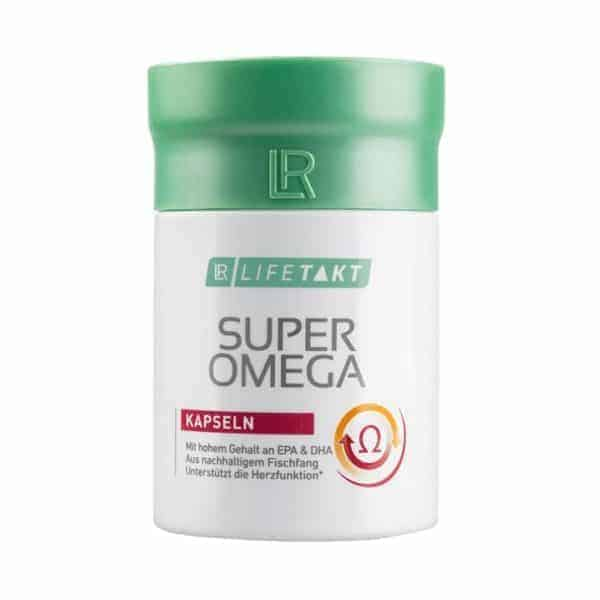 Lr Omega 3 Fatty acids contributes to normal cardiac function