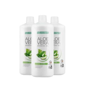 Aloe Vera Drinking Gel Intensive Sivera 3 Pcs Set