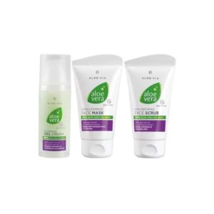 Aloe Vera Face Refreshing Set