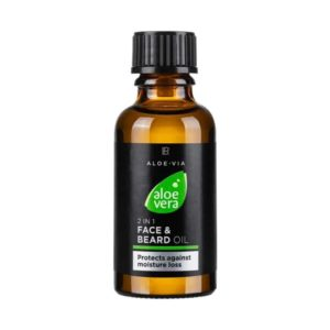 Face Beard Oil 2 in 1