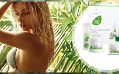 Aloe Vera Day Cream Soothe and Moisturize