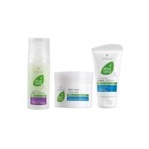 Lr Aloe Vera Body Care Set