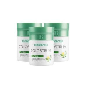 Lr Colostrum Compact capsules 3 Months Set